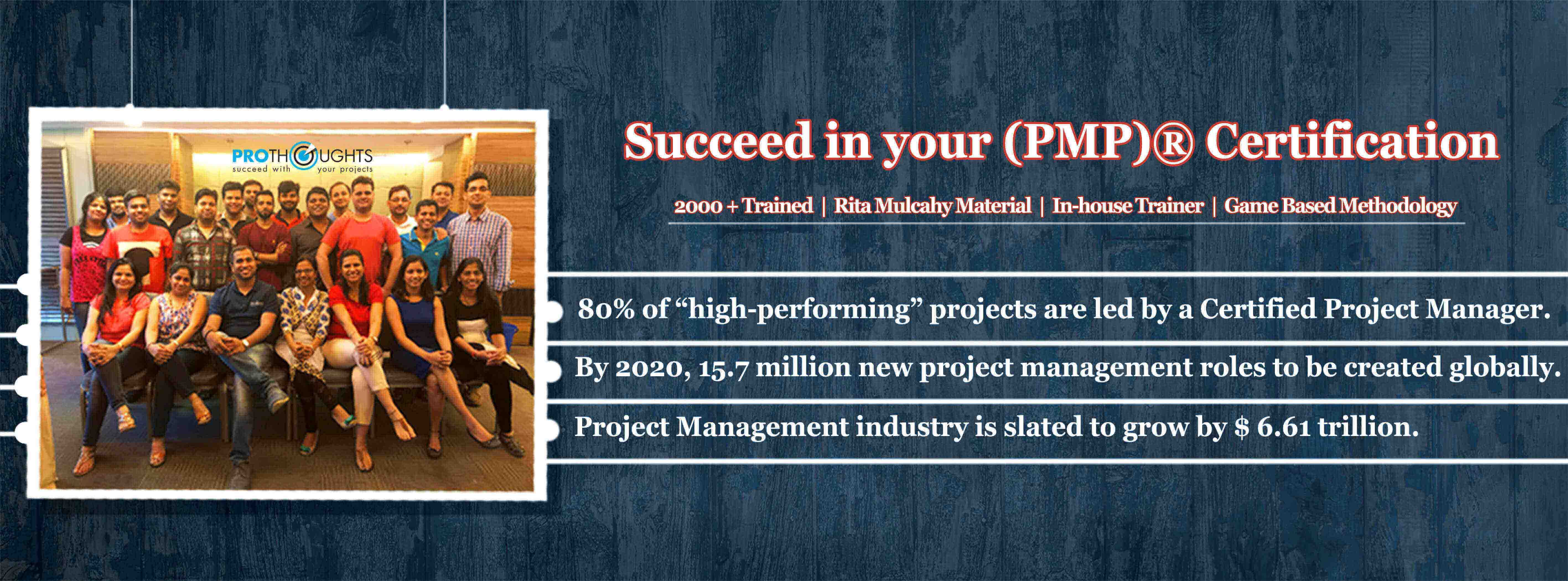 Pmp Certification Training Course In Mumbai Prothoughts