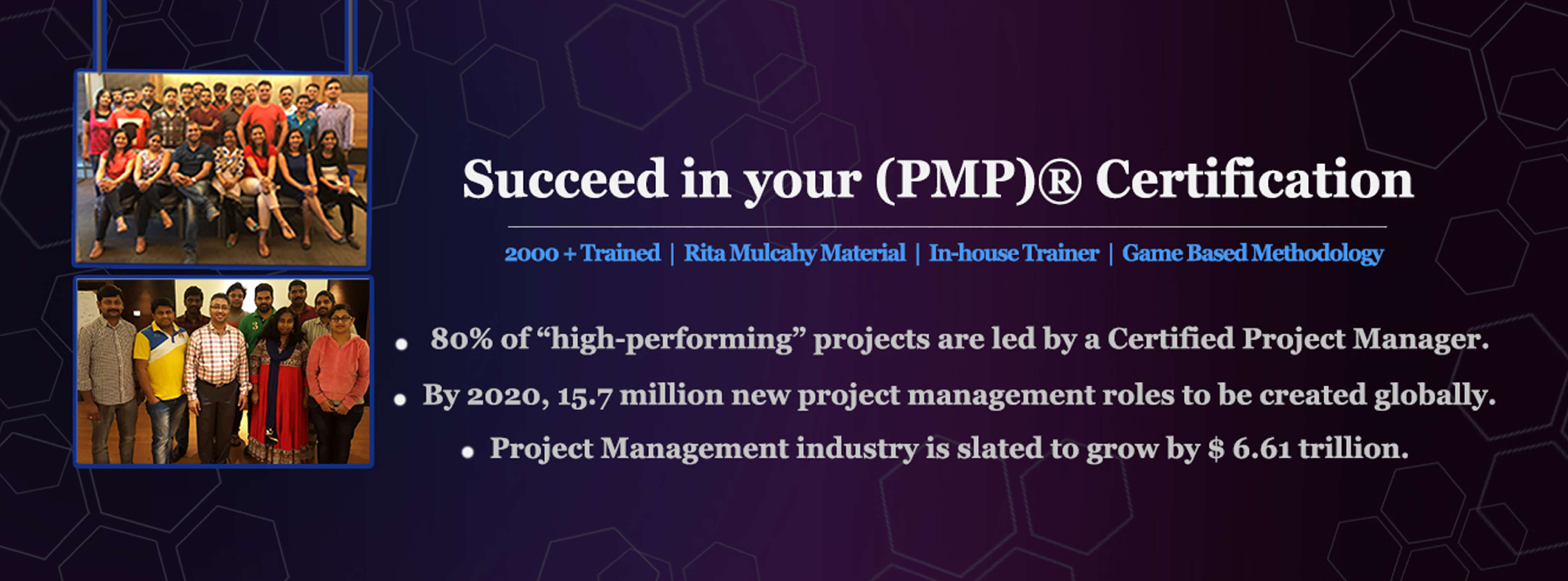 Pmp Certification Training Course In Ahmedabad Prothoughts