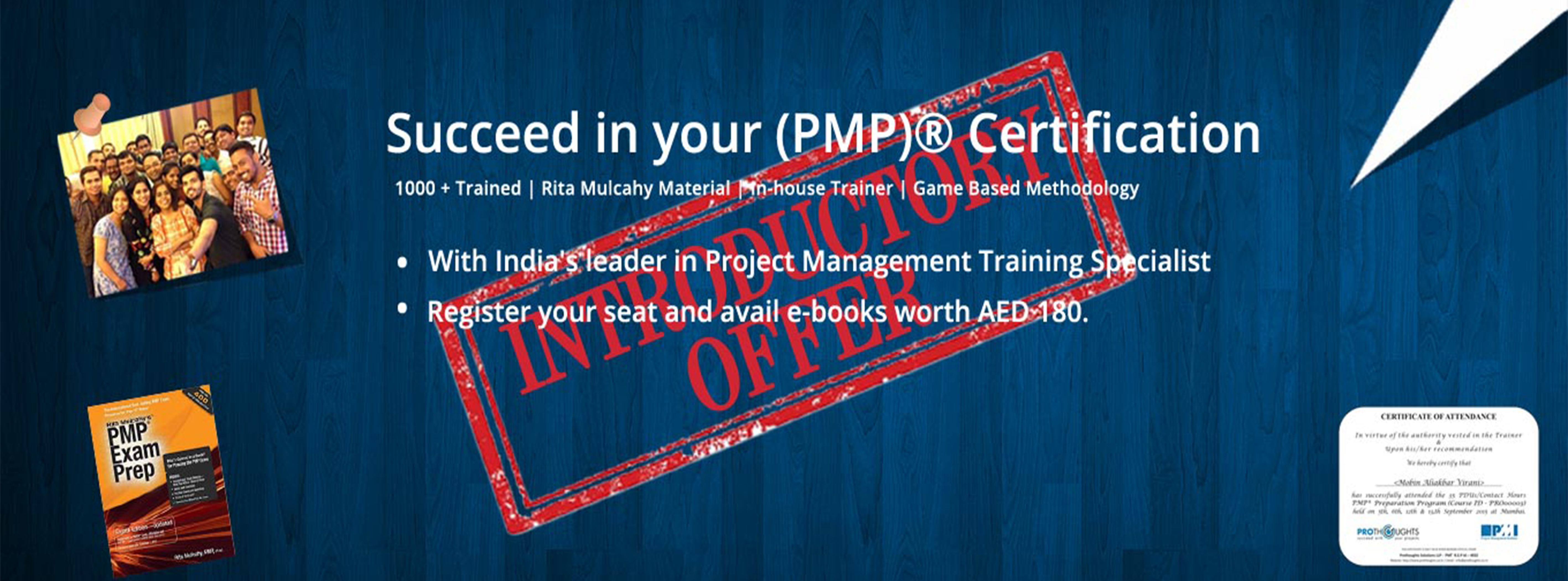 Pmp Certification Training And Courses In Dubai Uae Prothoughts