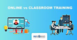 Online V/s Classroom Training – Doing the PMP® the right way!