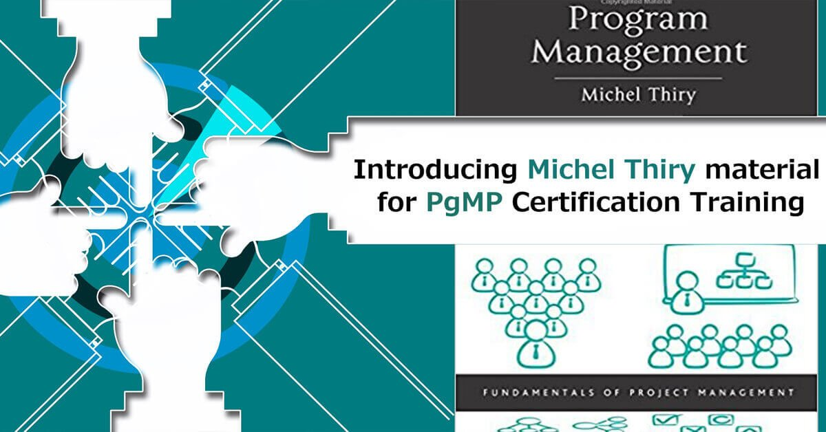 Michel Thiry material for Program Management Training