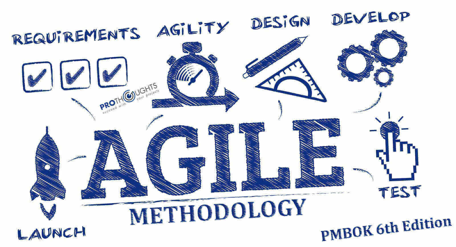 The Agile and Waterfall – Does PMBoK 6th Edition addresses Agile methodology?