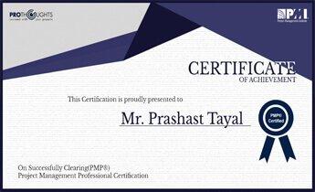 Prashast Tayal