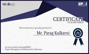 Mr. Parag Kulkarni