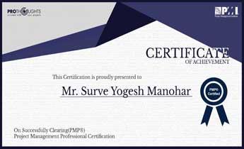 Mr. Surve Yogesh Manohar