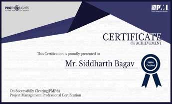 Mr. Siddharth Bagav